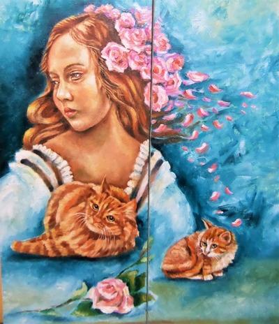 Invitan a muestra de arte en la Manzana de la Rivera
