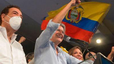 Lasso se impone en las presidenciales de Ecuador