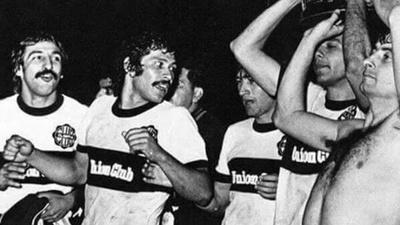 """Crónica / Giudice, campeón decano: """"El DT sabía que que ganaríamos la Libertadores"""""""