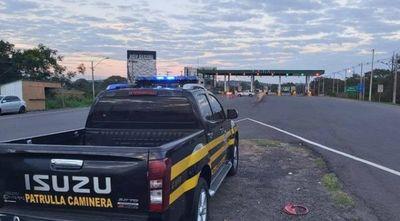 Caminera demoró a más de 300 conductores por manejar bajo los efectos del alcohol