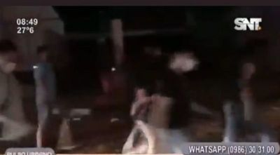 Más de 150 personas en una fiesta clandestina en Capiatá