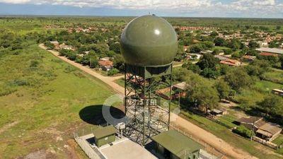 Fuerza Aérea Brasileña inicia operación de radar para el control y vigilancia de frontera