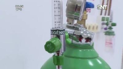 Oxígeno y Medicamentos: Alta demanda de insumos en los hospitales