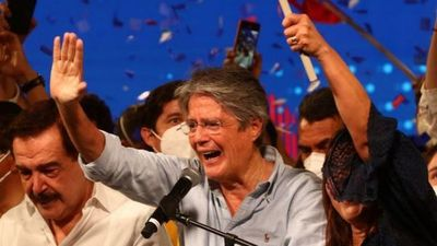 Mario Abdo felicita a Lasso, nuevo presidente de la República ecuatoriana