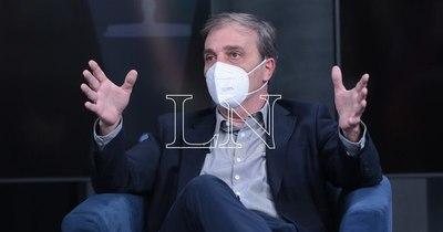 """La Nación / COVID-19: """"La gente no es que está muriendo en las terapias, ya no llegan"""""""