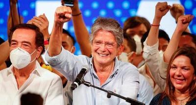 Mario Abdo reconoce la victoria de Lasso como nuevo presidente de Ecuador