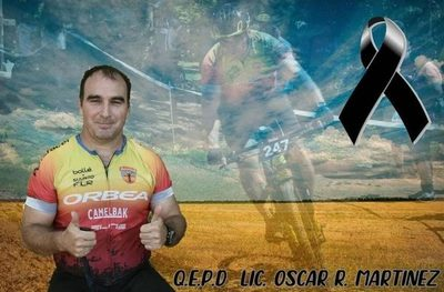 """Conductor arrolló a un ciclista en Villarrica, bajó a preguntar """"¿Omanoite pio? y huyó del lugar"""