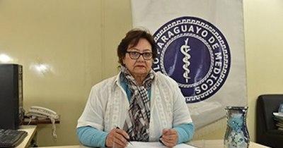 La Nación / Gremio médico cuestiona lento proceso de vacunación contra el COVID-19