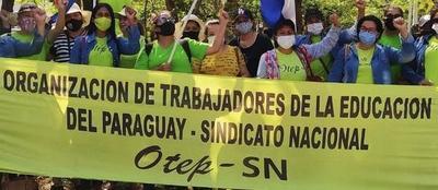 OTEP pide suspensión de clases presenciales – Prensa 5