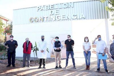 Hoy inauguran pabellón de UTI para niños en Hospital Regional de CDE