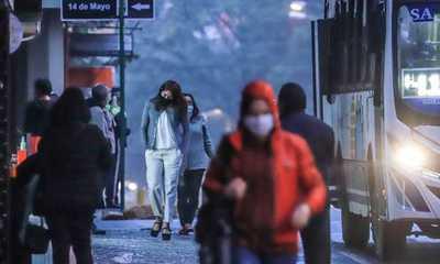 Covid-19: Transmisión por aire, una de las principales vías de contagio, afirma Vigilancia de la Salud