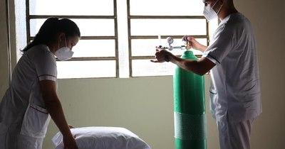 La Nación / Gobernación de Central suma 34 camas de terapia en hospital de Guarambaré