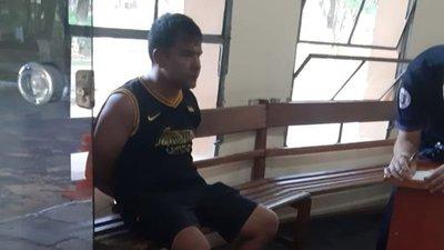 Arresto domiciliario para liberal que golpeó a policía en microcentro capitalino