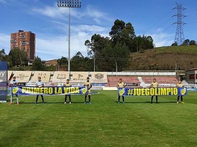 Águilas Doradas jogó con siete futbolistas – Prensa 5