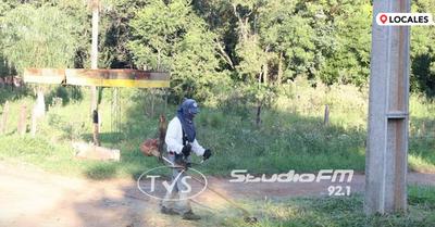 MUNICIPIO DE SAN JUAN DEL PARANÁ IMPULSA MINGAS AMBIENTALES