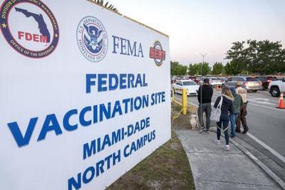 Aclaran que en Miami, solo quienes demuestren tener residencia pueden vacunarse