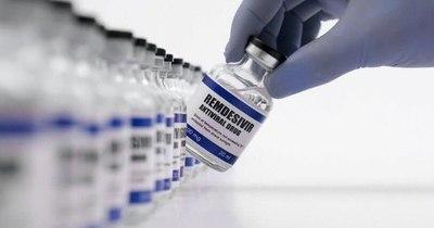 La Nación / Brasil aprobó uso de remdesivir y en Paraguay piden que Salud provea el medicamento