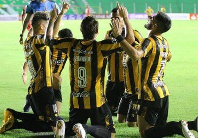 Guaraní y River Plate cierran la Fecha 11 del Apertura