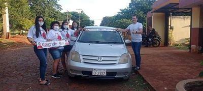 Elías Bernal conforma comisión de damas y anuncia ollas populares