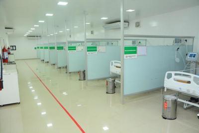 Habilitan 8 camas en UTI Pediátrico del Hospital Regional de CDE