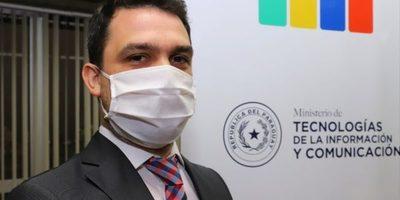 Titular interino de MITIC desmiente que falta software para la inscripción de la vacunación