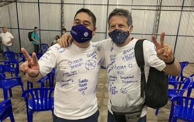 Eduardo Nakayama será precandidato único del PLRA a la intendencia de Asunción