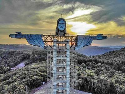 Brasil tendrá otro monumento más alto que el Cristo Redentor
