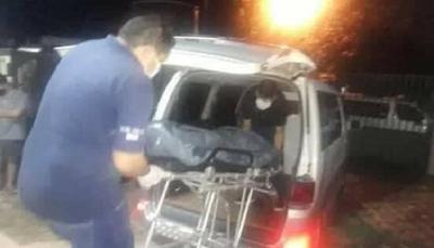 Mujer es asesinada de varios balazos por sicarios