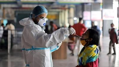 India superó a Brasil como segundo país con más casos confirmados de COVID-19
