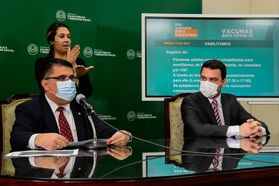 Covax comunicó que Paraguay recibirá 134 mil vacunas en este mes de abril