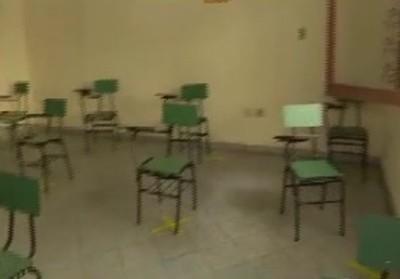 Docentes piden suspensión de las clases presenciales ante crisis sanitaria