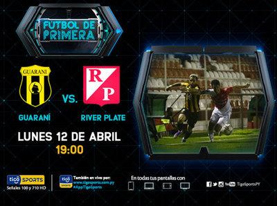 Previa del partido Guaraní vs. River Plate