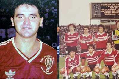 Exjugador paraguayo, ídolo de Platense y campeón con River, apela a la solidaridad de la gente