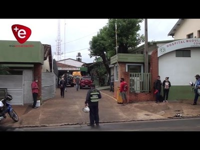 REORGANIZAN ATENCIÓN EN EL HOSPITAL REGIONAL DE ENCARNACIÓN