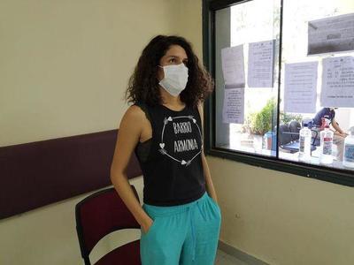 Tribunal suspendió prisión preventiva de la estudiante Vivian Genes – Prensa 5