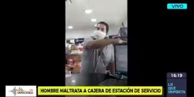 """""""Tuve mucho miedo"""", dice trabajadora agredida por cliente"""