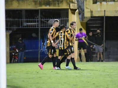 Guaraní se reencuentra con la victoria ante el último de la tabla