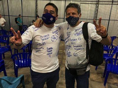 El PLRA consensúa la candidatura de Eduardo Nakayama