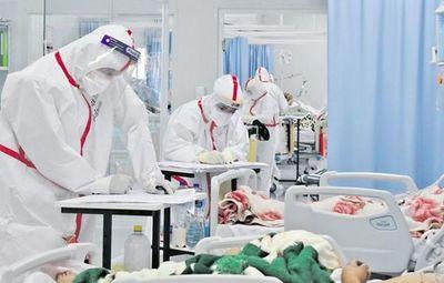 Fallecen 5 de cada 10 pacientes de covid que entran a terapia intensiva