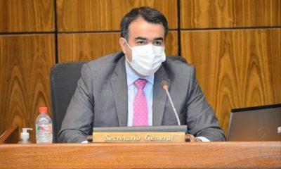 Hacienda informa que existe un saldo de US$ 270 millones de ley de emergencia