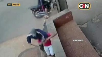 """Detienen a cómplice del delincuente machetero alias """"coco'i"""""""