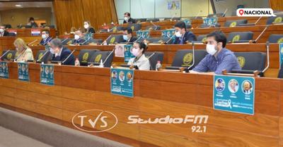 Tratan hoy tres proyectos para cubrir gastos de enfermos Covid-19