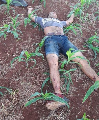 Hallan cadáver con heridas de bala en la colonia Umbú