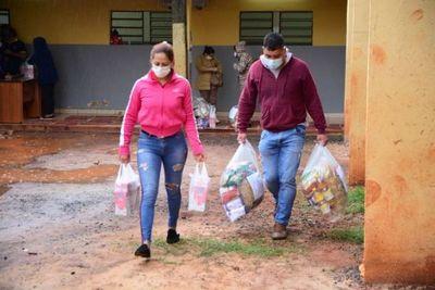 Alumnos de escuelas públicas de CDE aún no reciben almuerzo escolar ni víveres