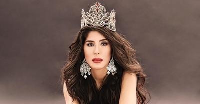 Vanessa Castro y los últimos preparativos para el Miss Universe International