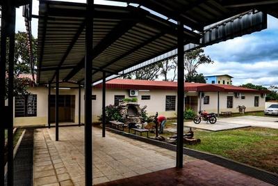 Gobernación de Central invirtió G. 1.000 millones para pabellón de contingencia en Guarambaré