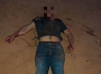 Hombre fue asesinado de varios balazos en el barrio Primavera