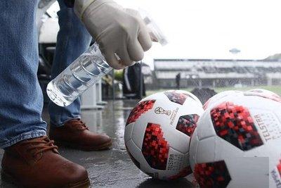 Conmebol vacunará a futbolistas contra la covid-19 gracias a donación