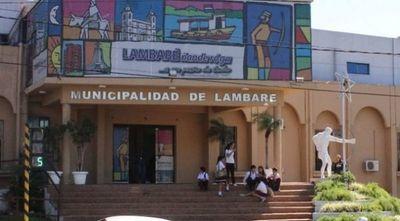 Desmienten que funcionario de la Comuna de Lambaré haya fallecido en la Sede Municipal