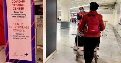La Nación / Francia suspende todos sus vuelos con Brasil